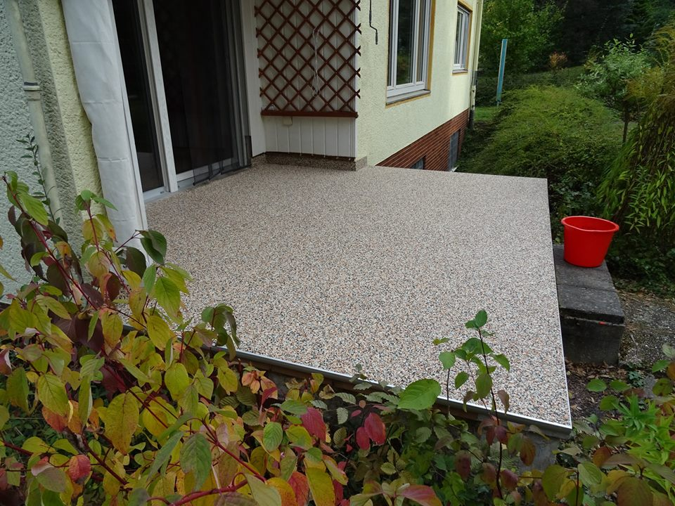 Kamienny dywan